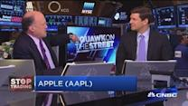 Cramer's Stop Trading: Apple
