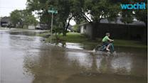 Flash Floods Wash Through Oklahoma, Threaten Texas