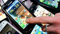 Mobile Ad Sales Leap Higher