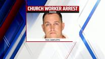 Church Worker Arrested for Molesting Girl