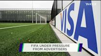 FIFA under pressure from advertisers
