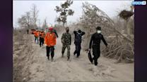 Death Toll Rises To 16 From Indonesia Volcano