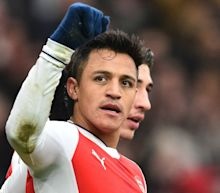 Arsenal star Alexis Sanchez reveals he used to play as a goalkeeper in jail