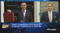 UK Conservatives to present new Budget