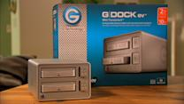G-Technology's G-Dock ev blends USB 3.0 and Thunderbolt together