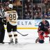 Should Pastrnak be suspended for hit to Girardi? (Video)