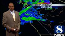 Get Your Wednesday KSBW Weather Forecast 3.20.13