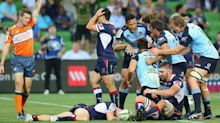 Rugby Union: Waratahs pull off stunning comeback against sorry Rebels