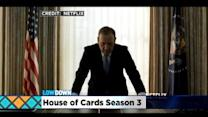 'House Of Cards' Hits Netflix Overnight