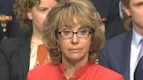 Gabby Giffords speaks at gun hearing: 'We must do something'