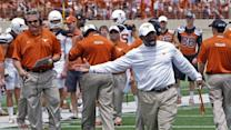 Big 12 Coaches Meetings - Charlie Strong