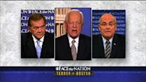 Giuliani & Ridge: War on terror is not over
