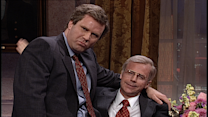 George W. and George Sr. Cold Open
