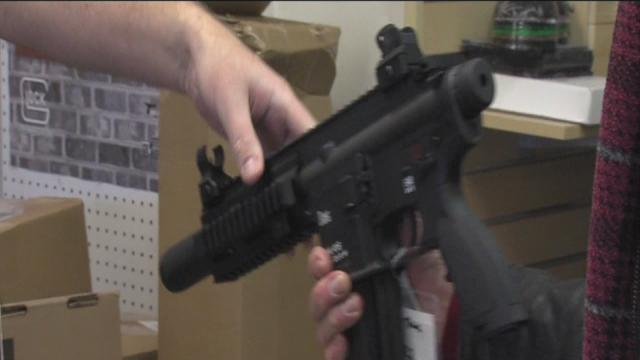 Ind. county fights federal gun control measures with