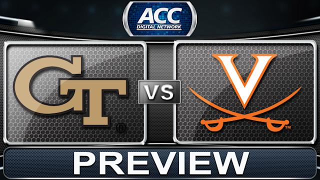 Preview | Georgia Tech vs Virginia | ACC Digital Network