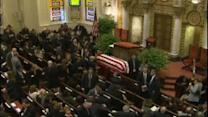 Funeral held for Senator Frank Lautenberg