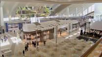 Tom Bradley International Terminal phase 1 opens to travelers