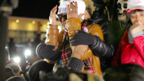 Michael Brown's Mother Reacts to Grand Jury Decision