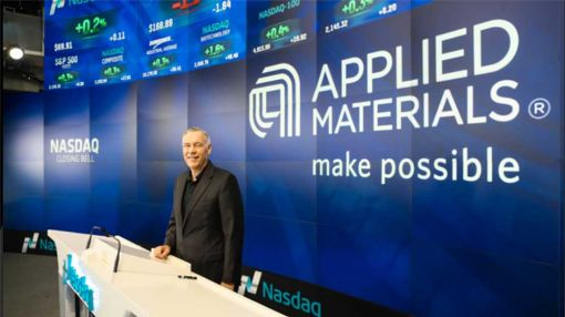 Applied Materials Makes 'Compelling Case' For Growth In Chip Gear Sector