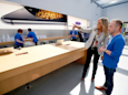 The rise of Angela Ahrendts, from a small town in Indiana to becoming the highest-paid executive at Apple (AAPL)