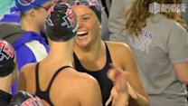 Inside The Event: 400-Yard Freestyle Relay