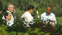 Presidential Summit: Chinese Surveillance