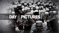 Day in Pictures: 7/28/14
