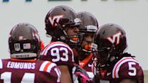 VT Players Post Pittsburgh