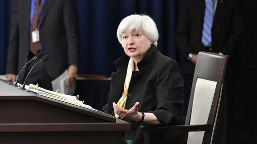 Stocks In Holding Pattern Ahead Of Yellen Speech Friday