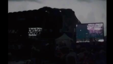 Bluesfest stage collapse