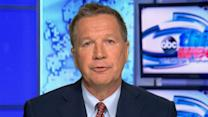 Gov. John Kasich on 2016 Presidential Race