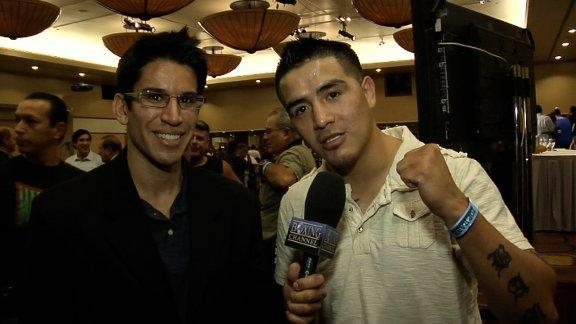 Interview with Brandon Rios