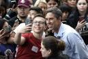 Correction: Election 2020--Beto O'Rourke story