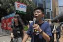 The Latest: Hong Kong democracy activists granted bail