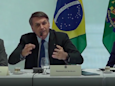Expletive-filled video of Bolsonaro swearing at cabinet meeting released by Brazil's Supreme Court