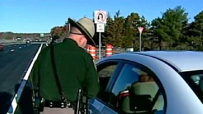 State Police Stop Hundreds Of Cars