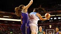 Shoni Schimmel's Incredible Circus Shot From All-Angles