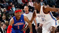 Kevin Durant says Allen Iverson was 'pound for pound the best' in Instagram post