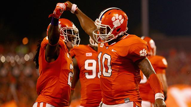 Boyd, Clemson claim huge win over Georgia