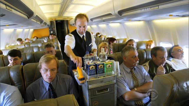 Airline industry considering new rules to curb air rage