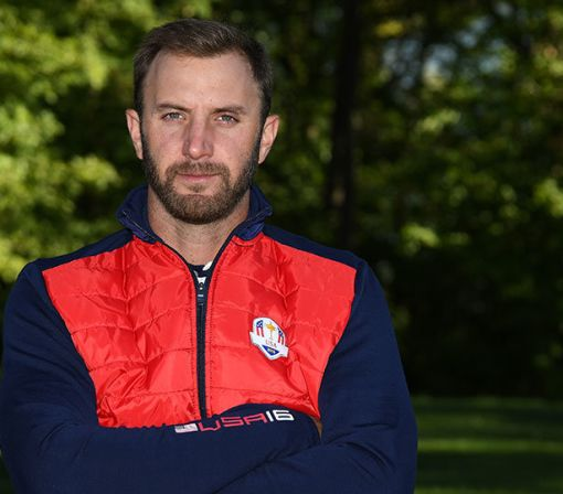 Dustin Johnson Wins PGA of America Player of the Year