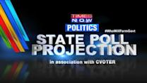 #WhoWillFormGovt: State Poll Projection - 8