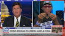 Tucker Carlson confused by Dennis Rodman interview: 'Not sure I understood a lot'