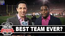 Is Florida State The Best College Football Team Of The BCS Era?