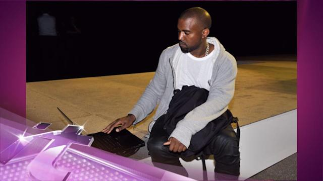 Entertainment News Pop: Kanye West's Record Label -- Hunting Down Album Leaker