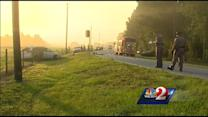 Fatal crash investigated in Orange Co.
