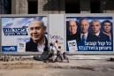 Trump peace plan's fate at stake in Israeli election Tuesday