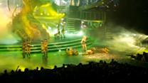 Britney in Vegas; weekend box office