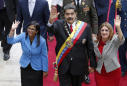 US puts sanctions on Venezuela first lady, other officials