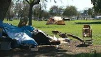 San Jose to clear out sprawling homeless camp